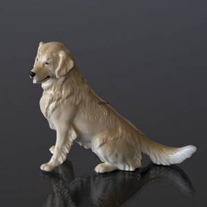 Golden Retriever, Royal Copenhagen Hundefigur