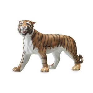 Tiger, Royal Copenhagen Figur