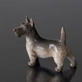 Scottish Terrier, Royal Copenhagen Hundefigur