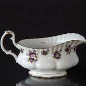 Royal Albert Sweet Violets Sauciere